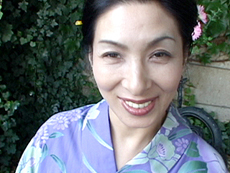 裏・桃太郎の弟子 :【無修正】四十路の浴衣 川島千代子初裏作品