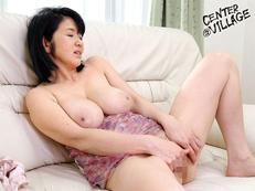 B専タケダ :初撮り五十路妻ドキュメント 上島美都子