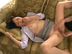 【エロ動画】 熟女のマジイキ喘ぎ声がたまらん!!!!!!!! 女に戻った人妻とハメ撮り