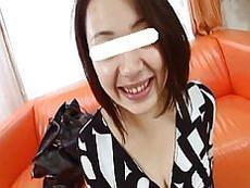 【無】明るくエッチな美巨乳ムチムチ若妻と生ハメ中出し!