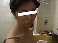 【無】陥没乳首な三十路妻が久しぶりの浮気SEXにのけ反りながら感じまくり♪