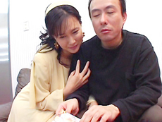 【無修正】三十路熟女の営業戦術 赤坂ルナ
