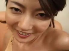 «無修正»「舐めていいのよ♡」男性にSEXの手ほどきをする母性愛に満ちた美熟女!佐藤美奈子