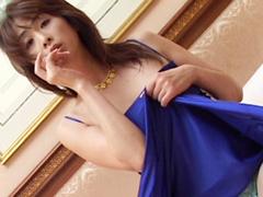 裏・桃太郎の弟子 :【無修正】妖艶美熟女、マッサージ男と発汗ファック