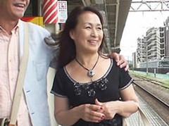 ダイスキ!人妻熟女動画 :六十路の高齢夫婦が何年ぶりかの温泉旅行で激しくまぐわう! 高畑ゆり