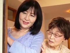 ダイスキ!人妻熟女動画 :見合い結婚が決まった息子に抱きつかれ犯される六十路母 杉本秀美