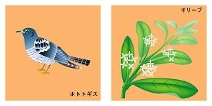 香川県の鳥と花