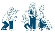 【悲報】帰省、旅行する人が多すぎる