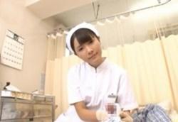 美人ナースの主観性交看護 早乙女ルイ1