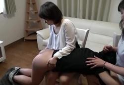 【M男】ドSお仕置き尻叩き!2