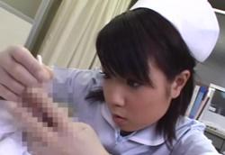 【ナース】包茎チンポ弄り 泌尿器科1