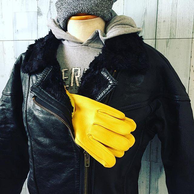 #アメカジ #古着屋 #yuenterprise #leatherjacket #ootd #古着コーデ #古着好きな人と繋がりたい