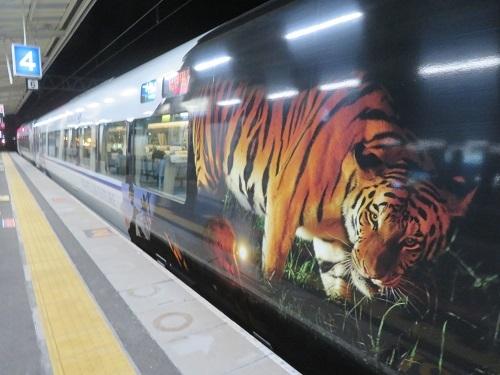 2019 12 11 パンダ電車