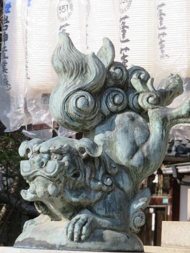 2020 1 3 難波八阪神社