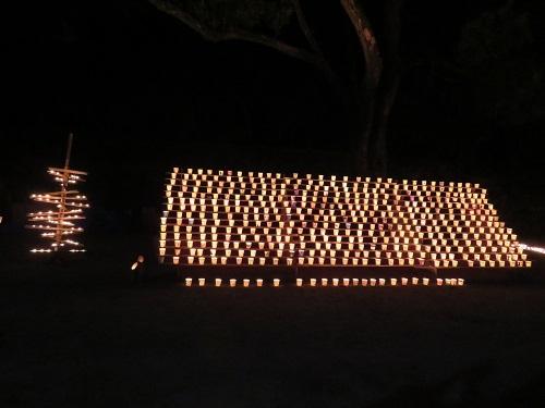 2018 10 7 竹燈夜