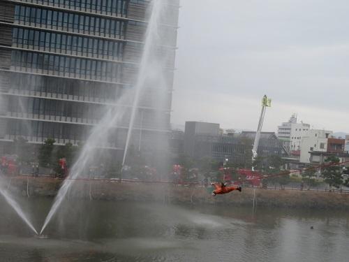 2020年1月 12日 消防出初式