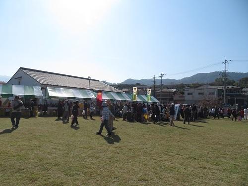 2018 11 11 第12回大収穫祭IN九度山