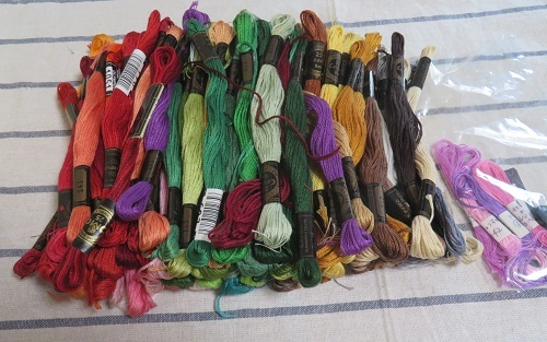 2020 5 刺繡糸
