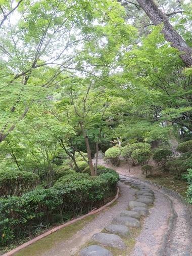 2020 6 27 お城(紅葉溪庭園)