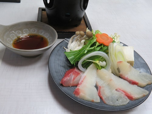 2019 2 7 かんぽの宿焼津 夕ご飯