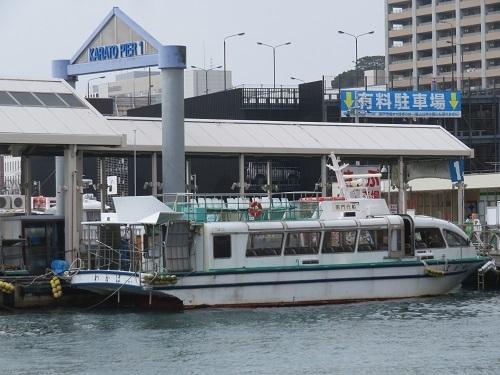 2019 3 12 唐戸桟橋