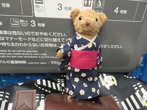 2019 3 12 新幹線車中