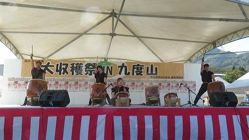 2019 11 16 九度山収穫祭